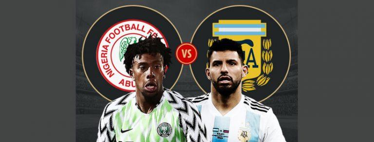 Nijerya Arjantin Dünya Kupası Maçı Bahis Tahmini